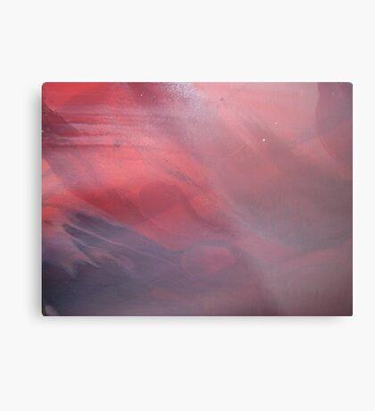 Waves Metal Print