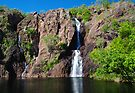 Wangi Falls, Litchfield National Park by Ian Fegent