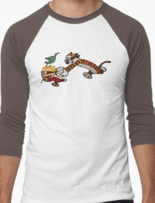Calvinball 2 Men's Baseball ¾ T-Shirt