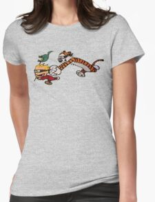 Calvinball 2 Womens Fitted T-Shirt