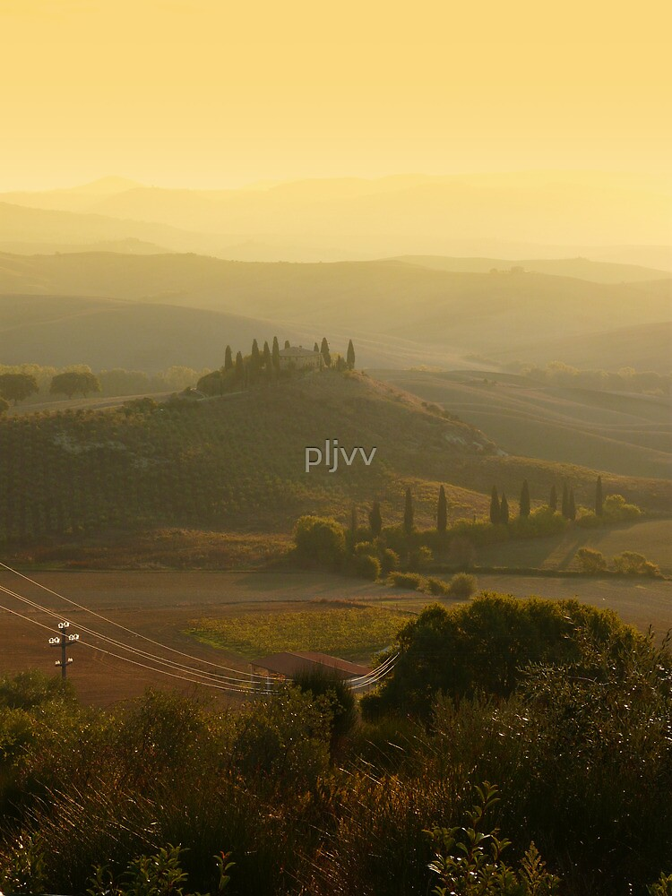 Tuscan sunrise by pljvv