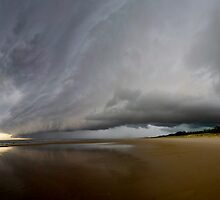 Summer Storm Front by Andrew Carruthers