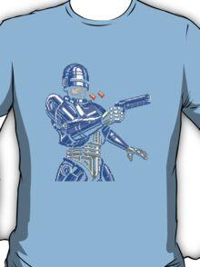 Robocop in pixels T-Shirt