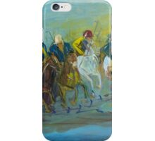 The Polo Game - Victoria Australia iPhone Case/Skin