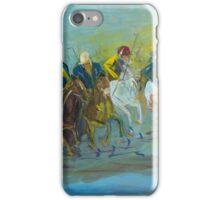 The Polo Game - Victoria Australia iPhone Case/Skin