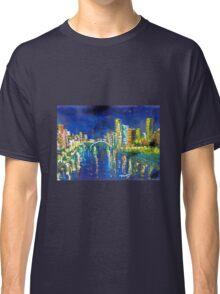 Southbank at night 'feel like taking a stroll' - Vic Australia Classic T-Shirt