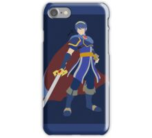 Marth (Blue) - Super Smash Bros. iPhone Case/Skin