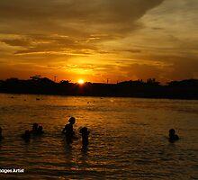 Twilight _Hazratpur-3 by HamimCHOWDHURY