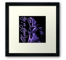 Tali (Keelah se'lai) Framed Print