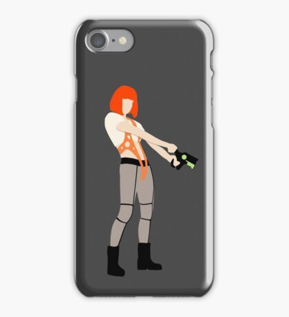 The Fifth Element LeeLoo iPhone Case/Skin