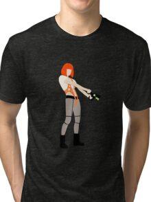The Fifth Element LeeLoo Tri-blend T-Shirt