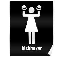 I kick ass Poster