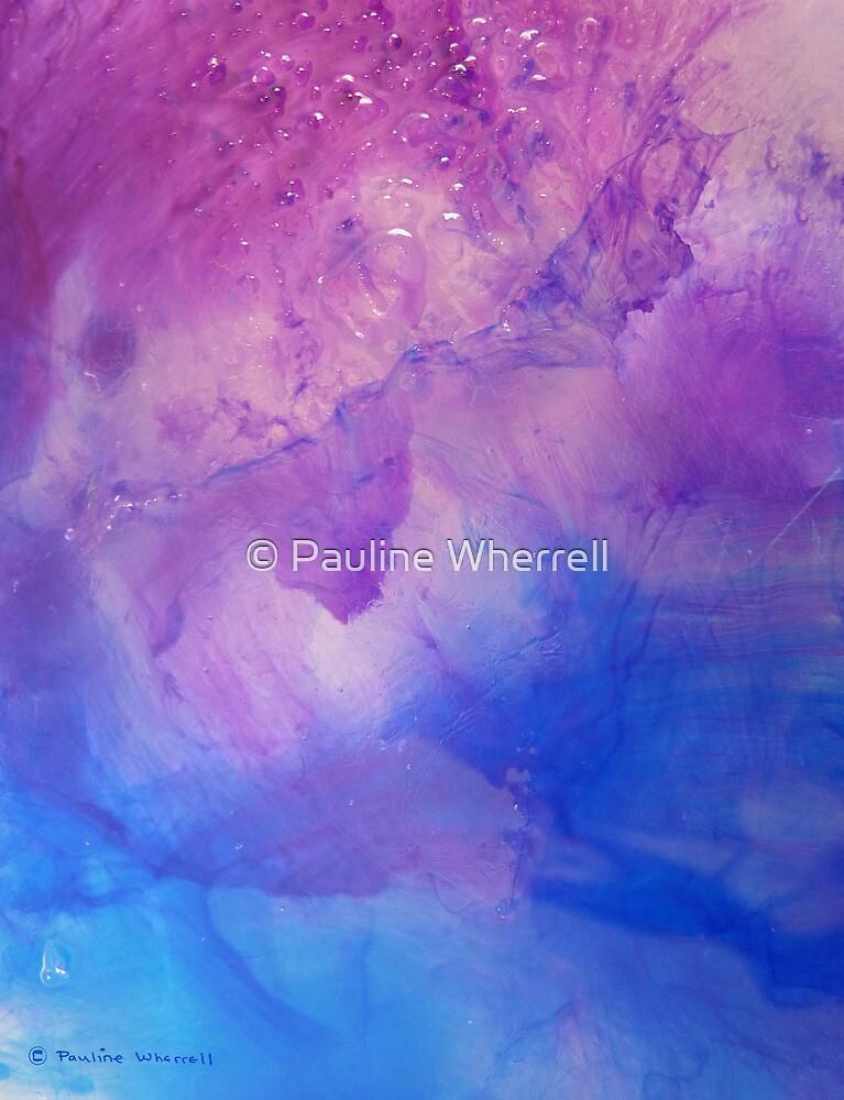 A new awakening - ice work by © Pauline Wherrell