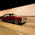 Heywoods Galaxie Tunnel by Daniel Peut