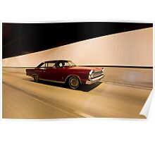Heywoods Galaxie Tunnel Poster