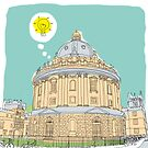 Radcliffe Camera, Oxford by Jenny Urquhart