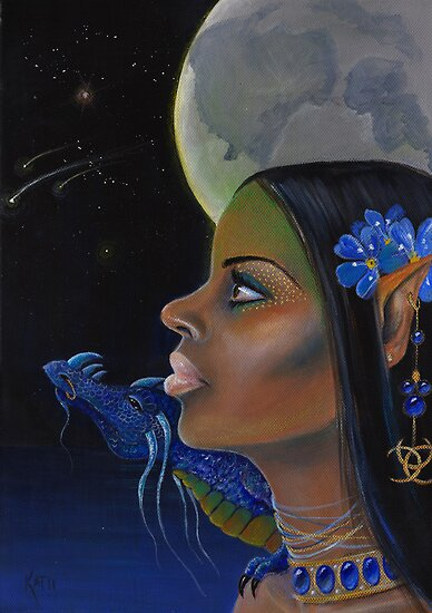Stardancer by KimTurner