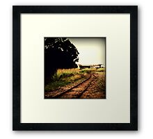 Capella's Line Framed Print