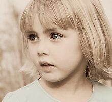 Innocent Eyes by piwaki