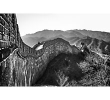 Great Wall - Beijing Photographic Print