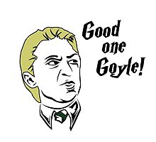Good one Goyle! by lucyaurora