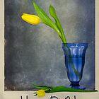 Birthday Blossom by Maria Dryfhout