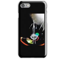 Alien Invasion! iPhone Case/Skin