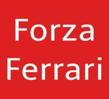 Forza (Go) Ferrari Kids Clothes