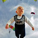 sky diving by hannes cmarits
