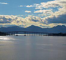 Helgeland Bridge, Norway. by Lee d'Entremont