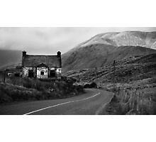 Ruined Cottage Photographic Print
