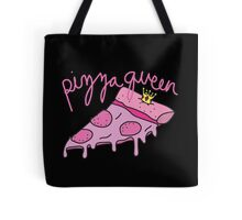 Pink Pizza Queen ♥ Sassy Trendy/Hipster/Tumblr Meme Tote Bag