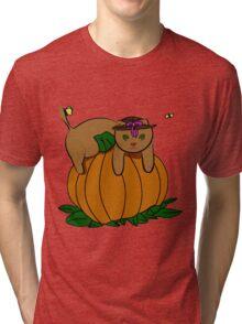 Clipart Kitten  Tri-blend T-Shirt