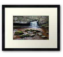 February At The Cauldron Framed Print