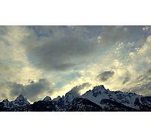 """Teton National Park II"" Photographic Print"