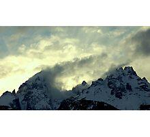 """Teton National Park IIII"" Photographic Print"