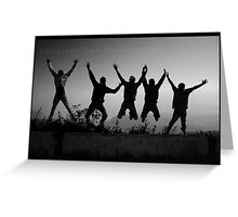 Happiness On Earth Greeting Card