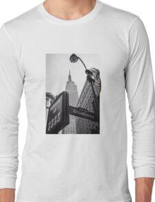 Streets of New York City Long Sleeve T-Shirt