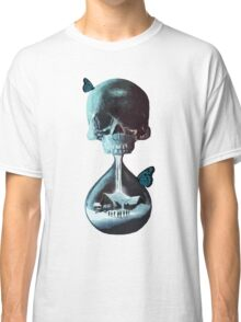 Until dawn - skull and butterflies Classic T-Shirt