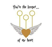 Keeper of my Heart by lucyaurora