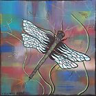 dragonfly by Dawn  Hawkins