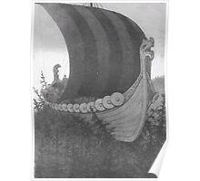 Theodor Kittelsen Askeladden og de gode hjelperne 2 Poster