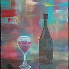 wine please by Dawn  Hawkins