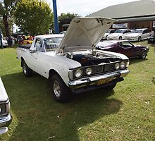 Ford Falcon XY 4WD Utility by Joe Hupp
