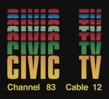 Civic TV Kids Tee