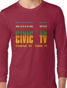 Civic TV Long Sleeve T-Shirt