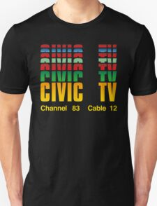 Civic TV T-Shirt