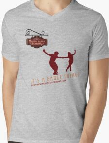 Perth Swing Dance Academy  Mens V-Neck T-Shirt
