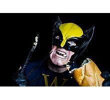 Baguette Wolverine Photographic Print