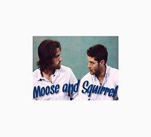 Supernatural - Moose & Squirrel/Jared & Jensen Unisex T-Shirt